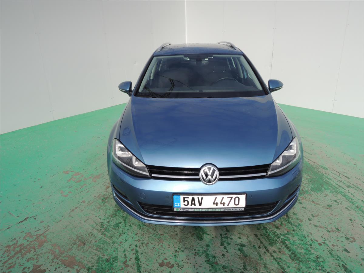 Volkswagen Golf, 2016