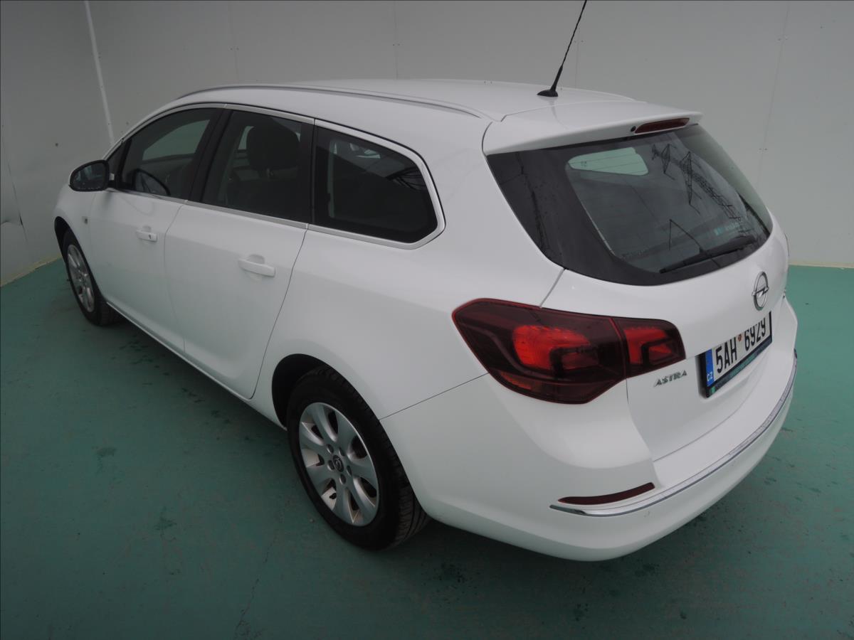 Opel Astra, 2016