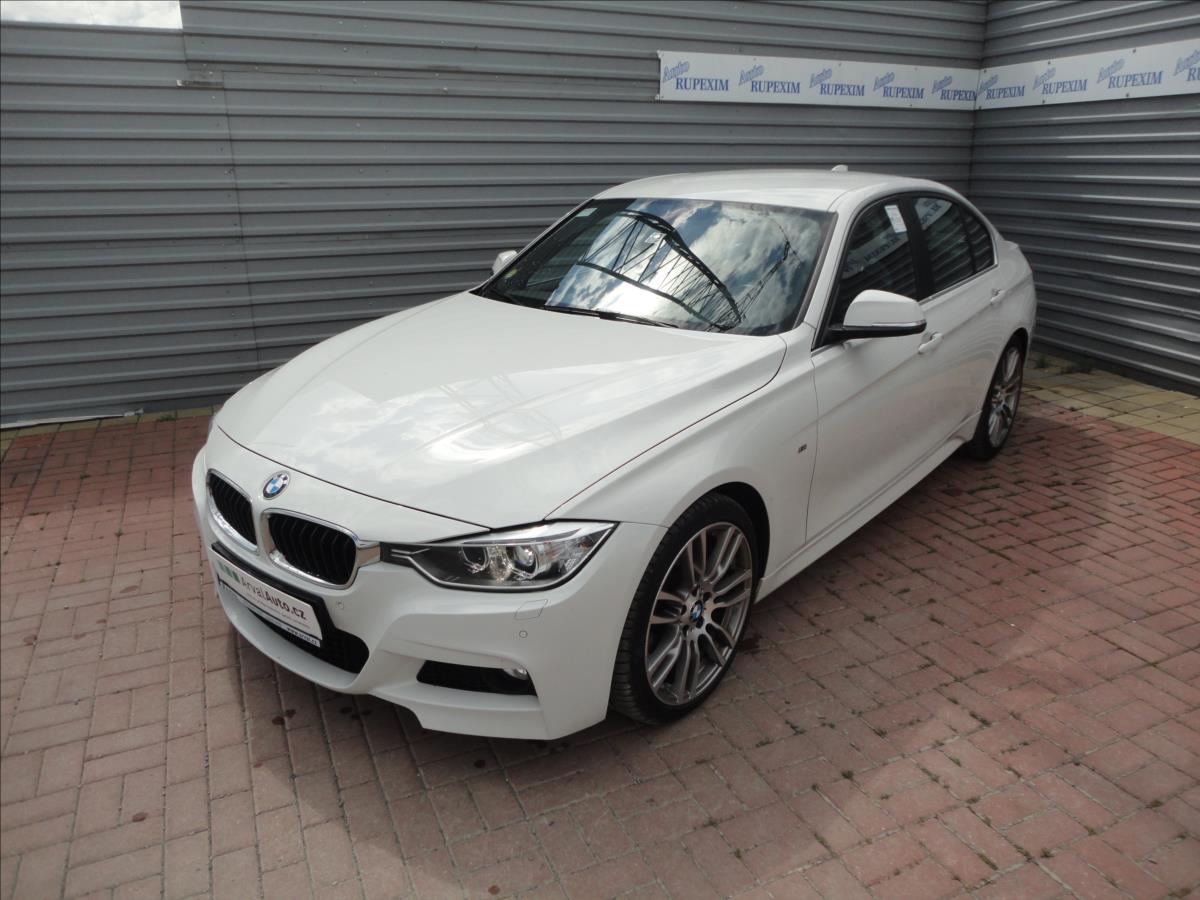 BMW Řada 3 2,0 325D M-Paket automat
