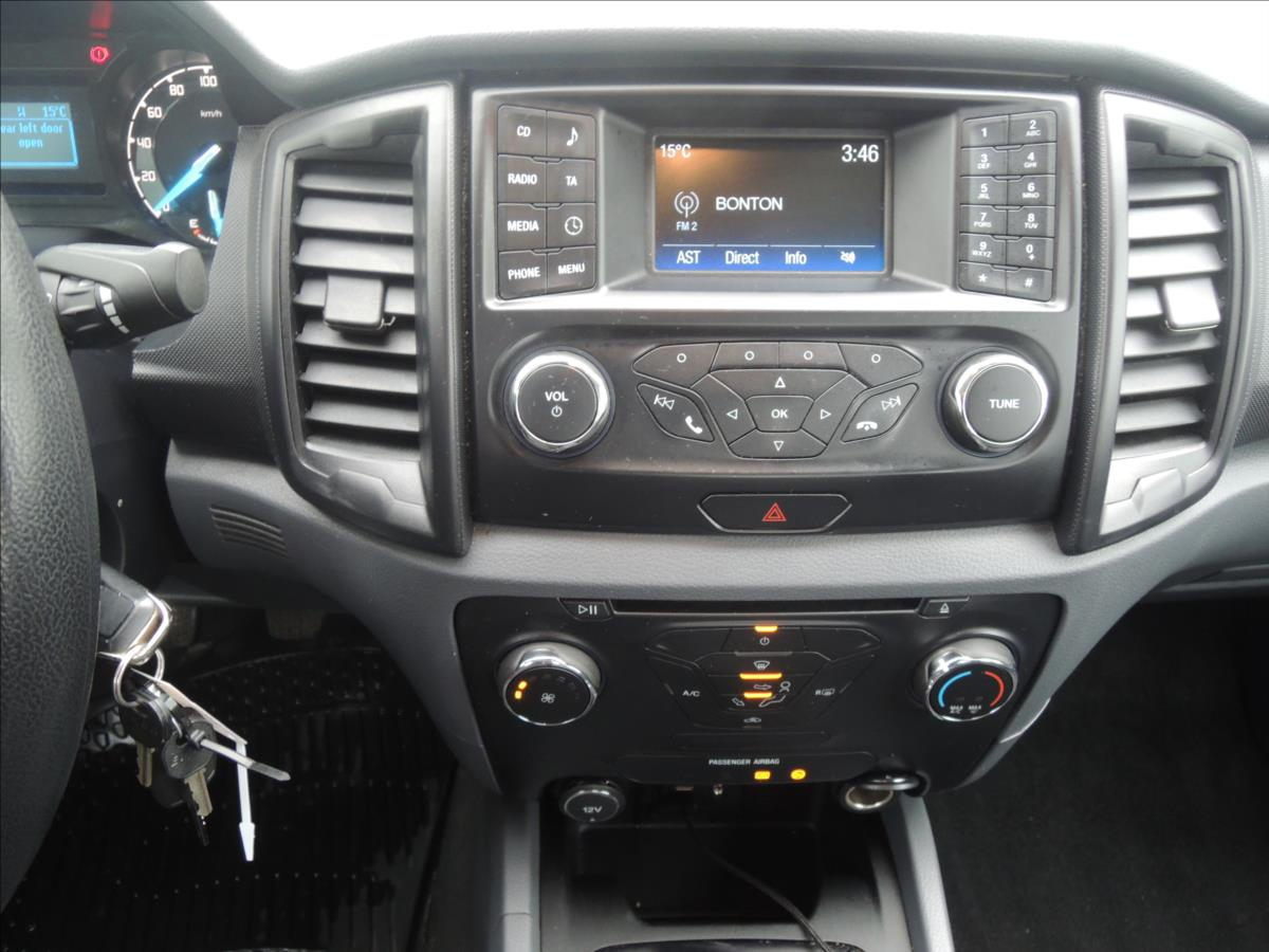 Ford Ranger, 2016