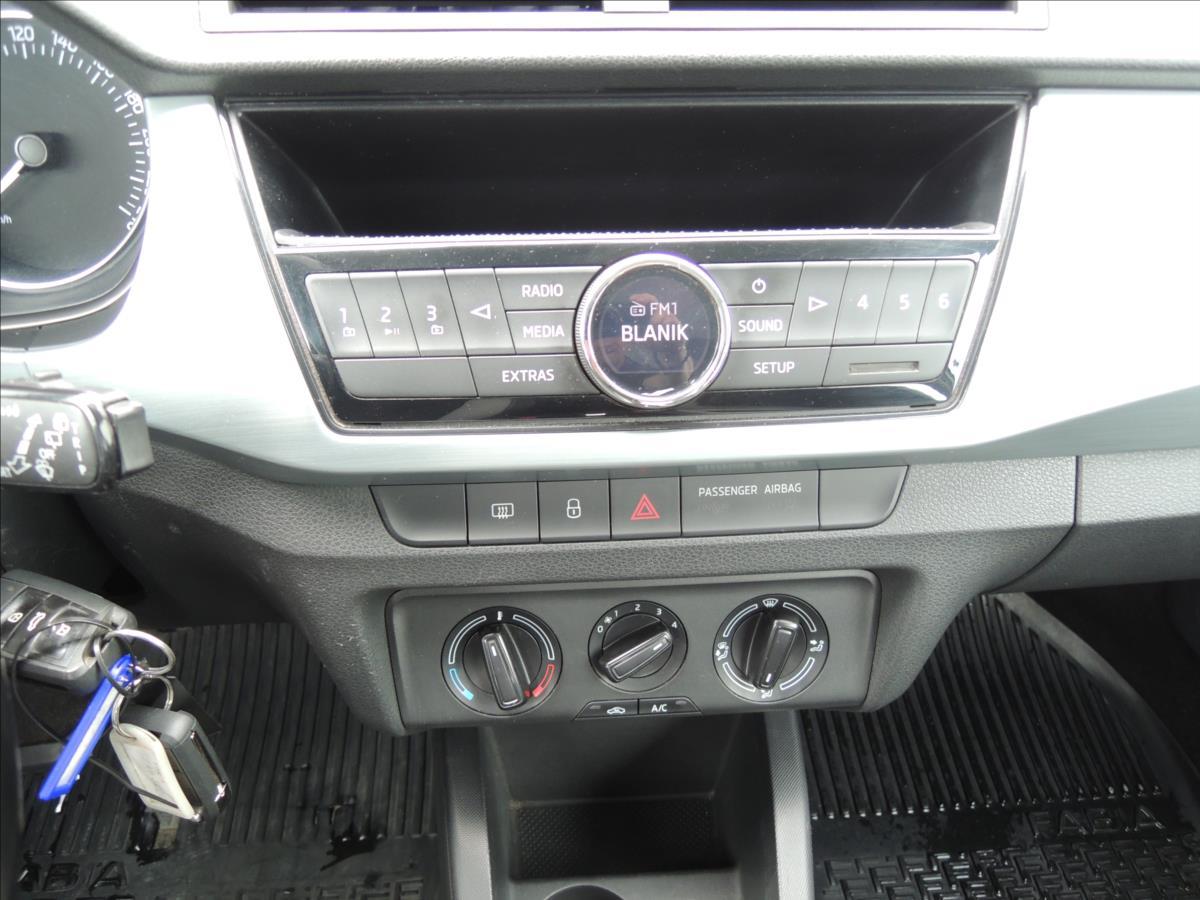 Škoda Fabia, 2016