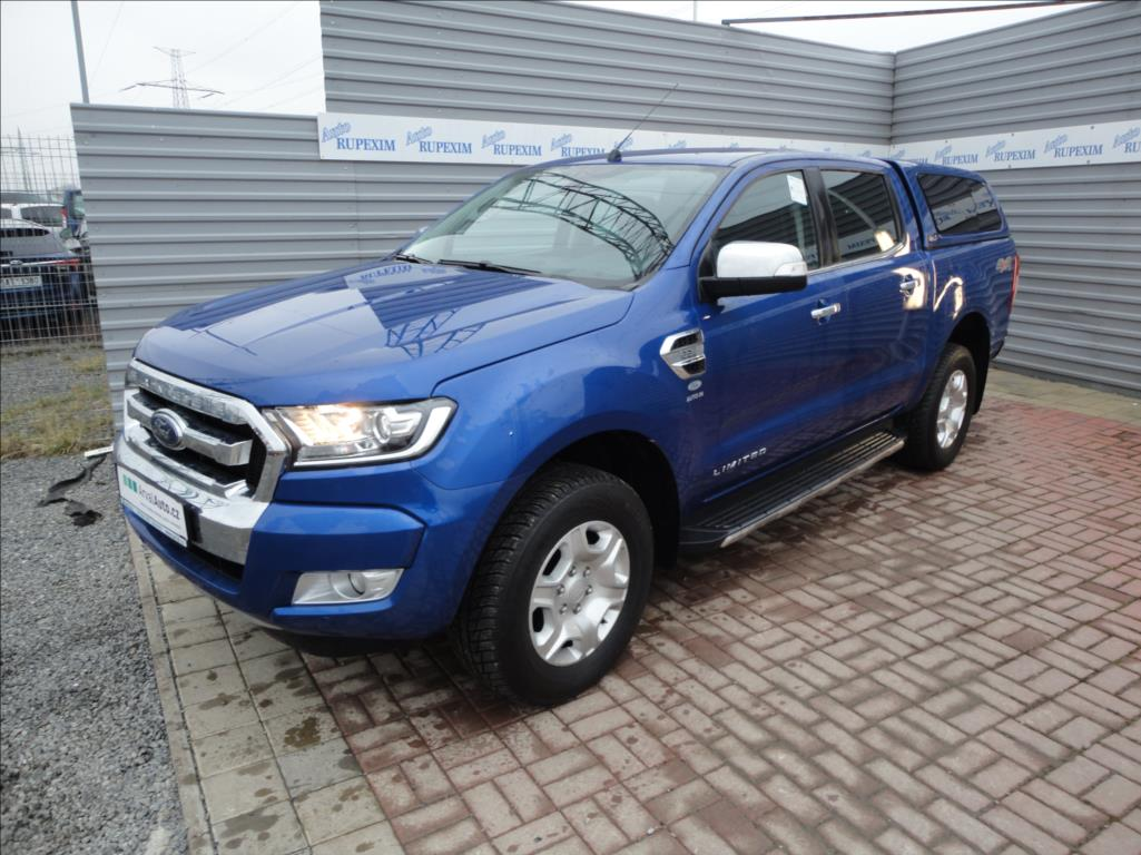 Ford Ranger 2,2 TDCI Limited 4x4 automat