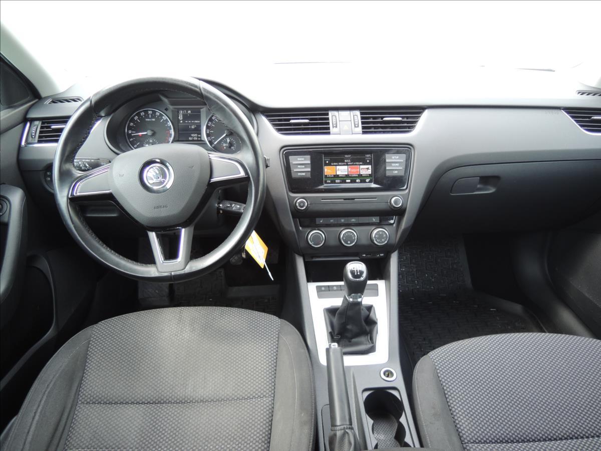 Škoda Octavia, 2016
