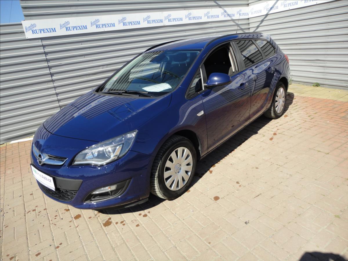 Opel Astra 1,6 CDTI Enjoy S/S