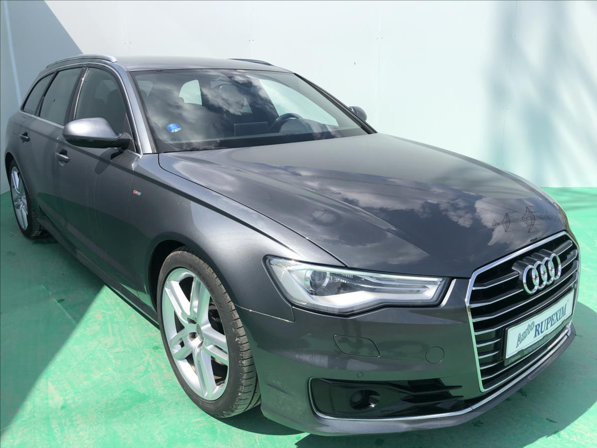 Audi A6 2,0 TDI S line AP Bixenon NT