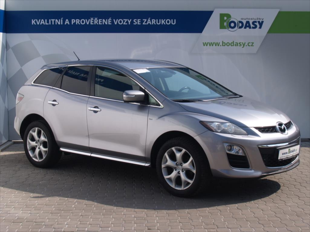Mazda CX-7 2,2 MZ-CD REVOLUTION HIGH