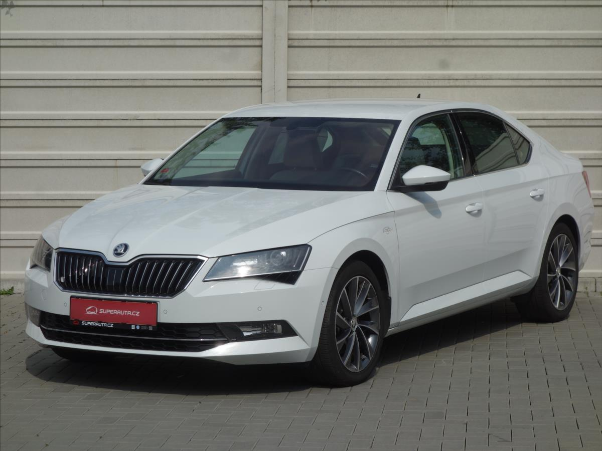 Škoda Superb, 2018