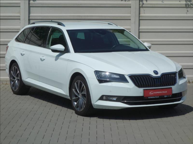 Škoda Superb, 2018