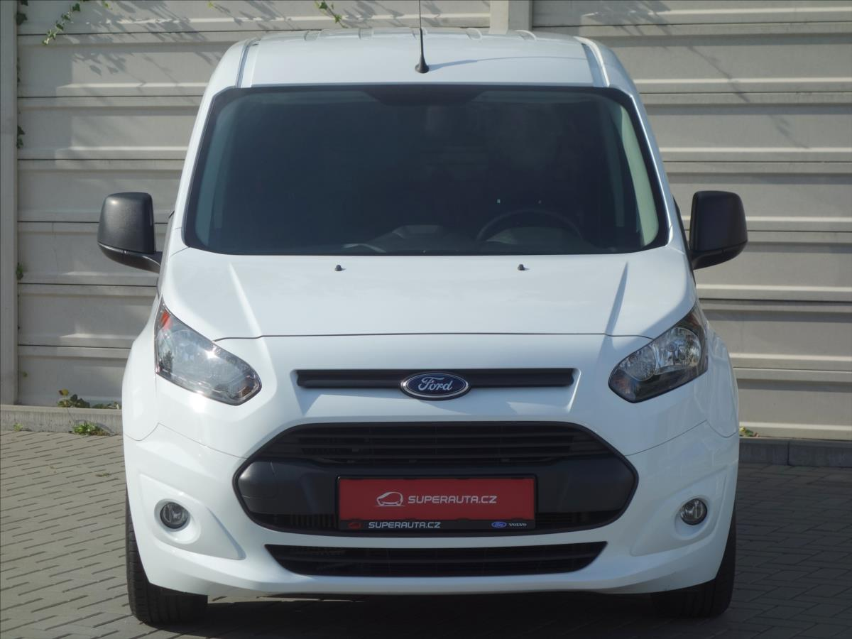 Ford Transit Connect, 2017