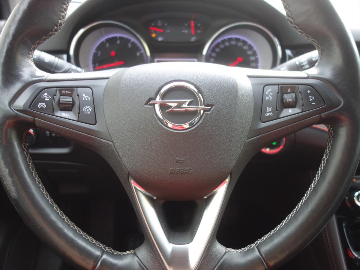 Opel Astra, 2018