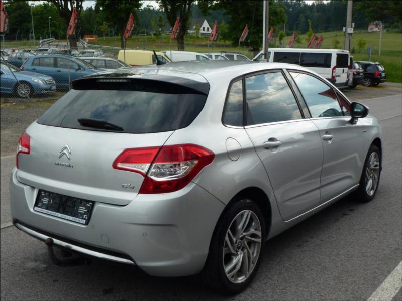 Citroën C4, 2011