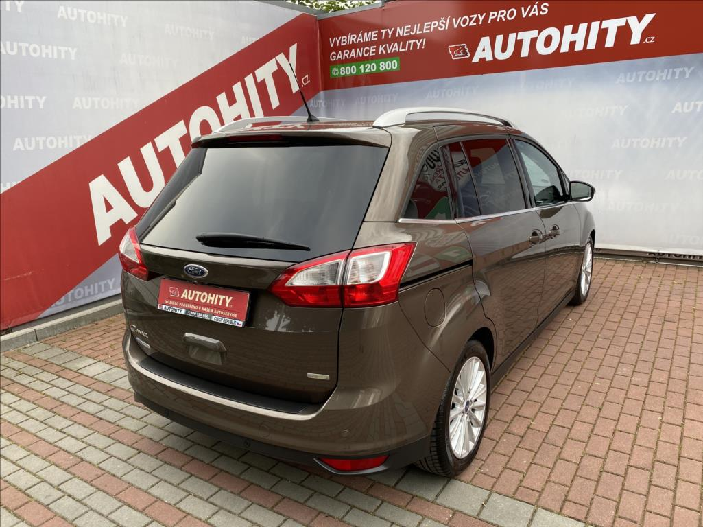 Ford C-MAX, 2016