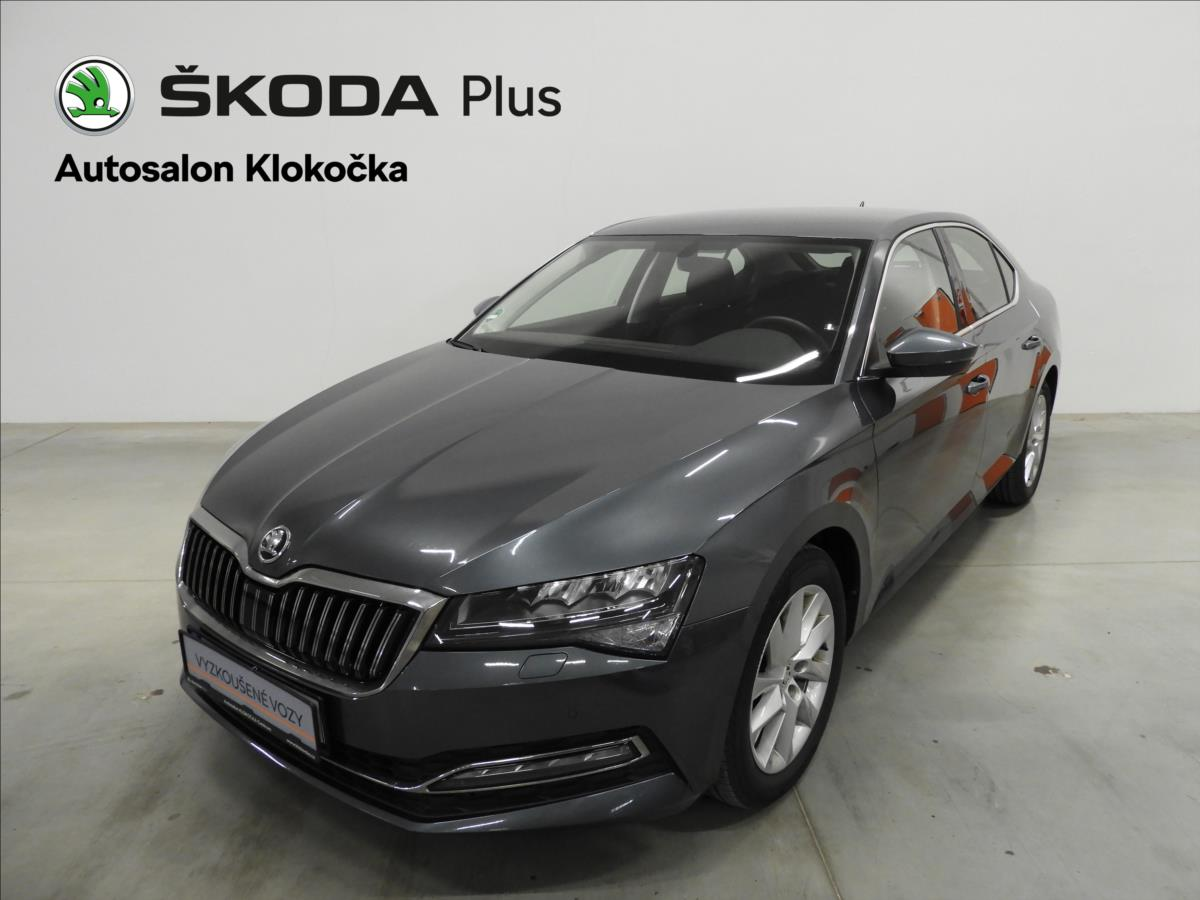 Škoda Superb, 2019