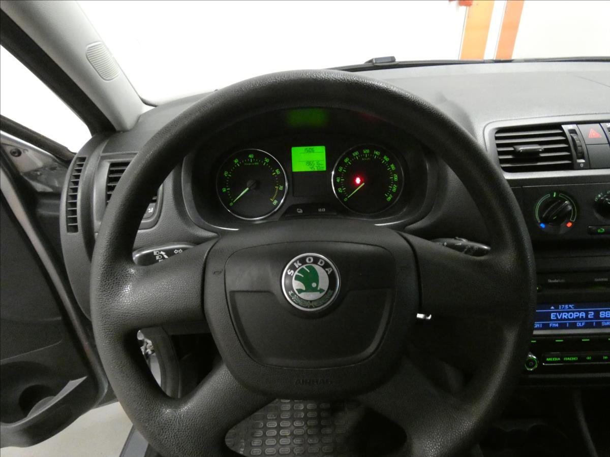 Škoda Roomster, 2012