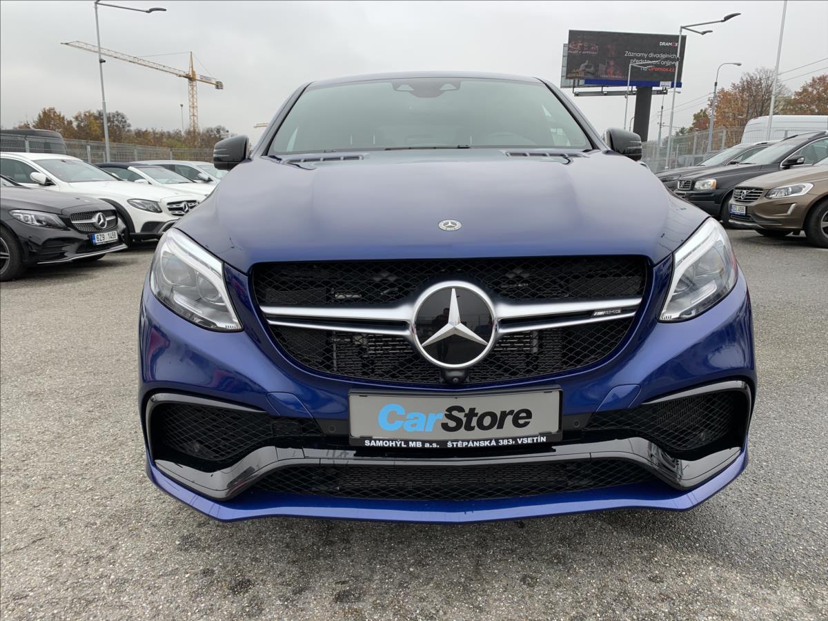 Mercedes-Benz GLE, 2018
