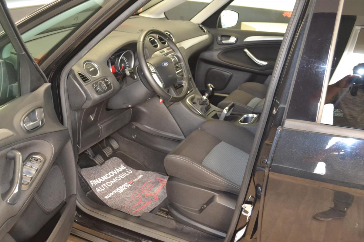 Ford S-MAX, 0