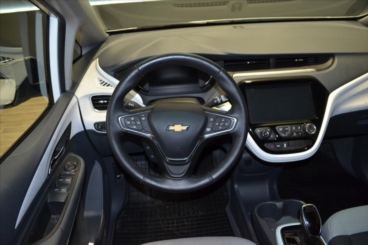 Chevrolet Bolt, 0