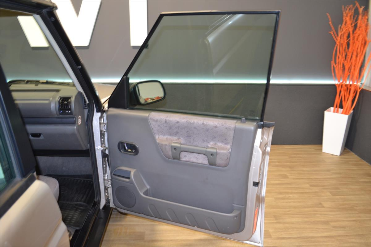 Land Rover Discovery, 2000