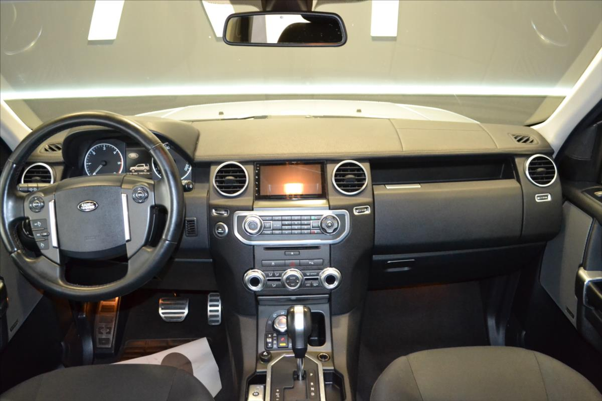 Land Rover Discovery, 2010