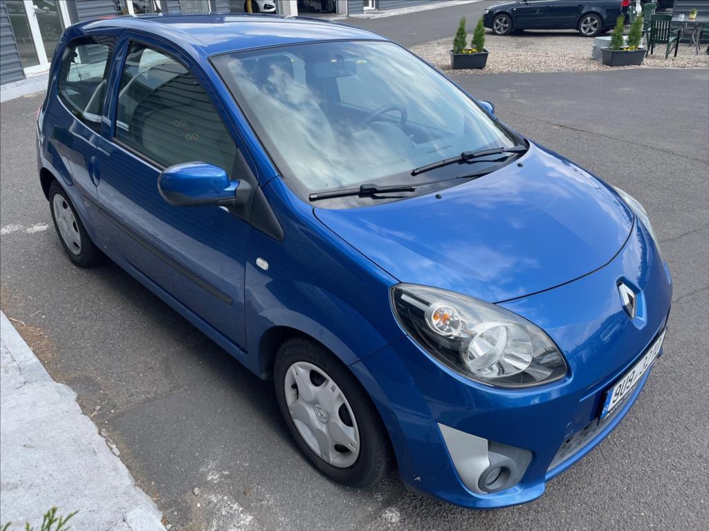 Renault Twingo 1,1   1.MAJ., SERVISKA