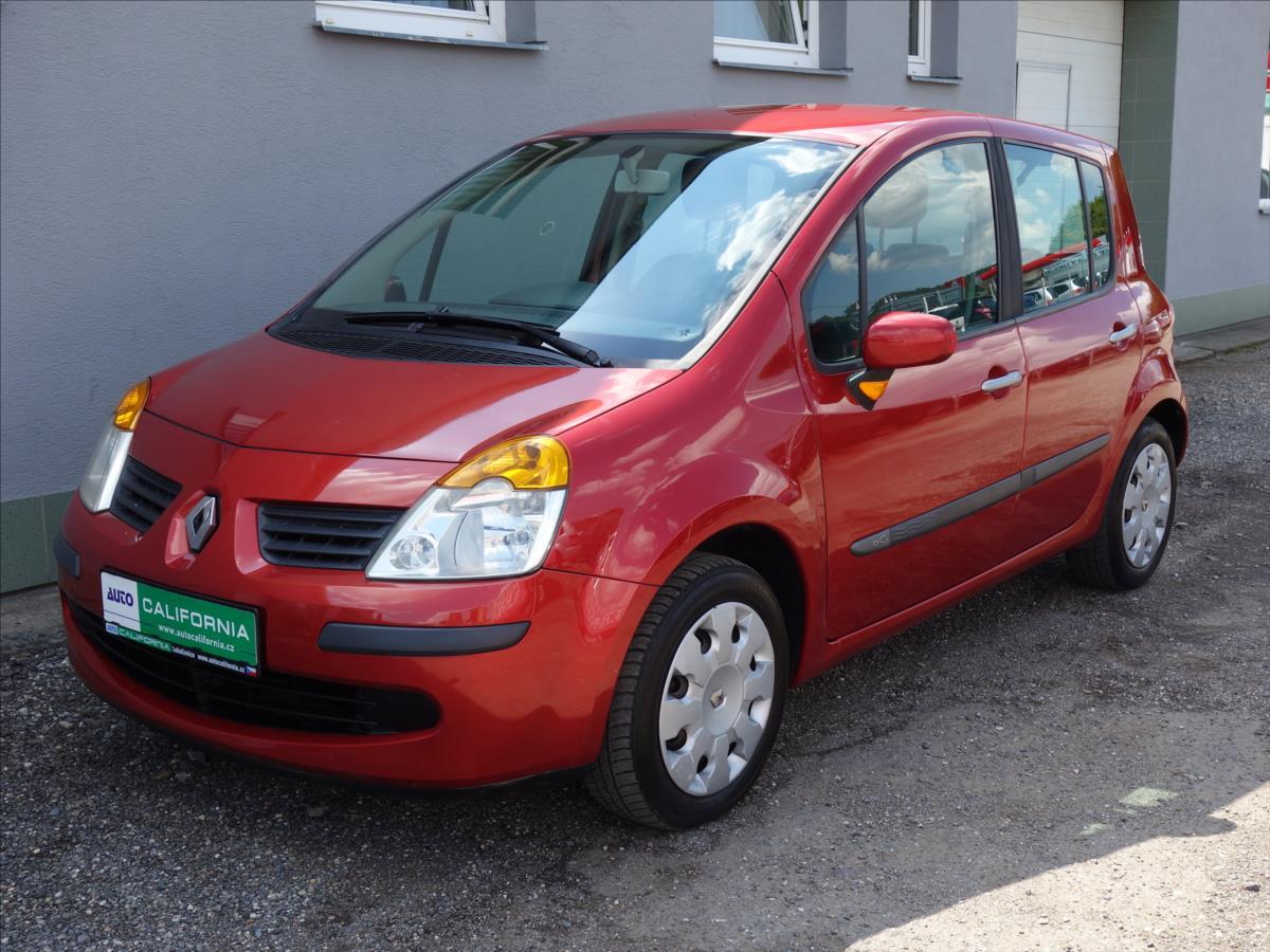 Renault Modus 1,5 dCi,klima,1.majitel