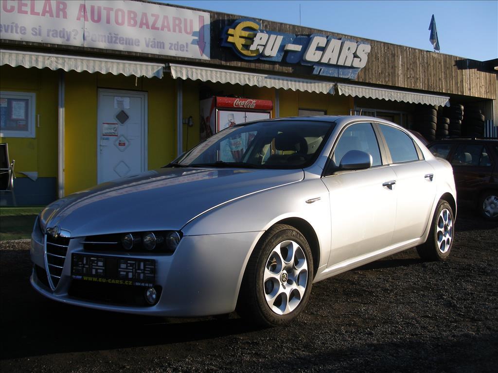 Alfa Romeo 159 1.9 JTDm,  ,110kW,AUTOKLIMA