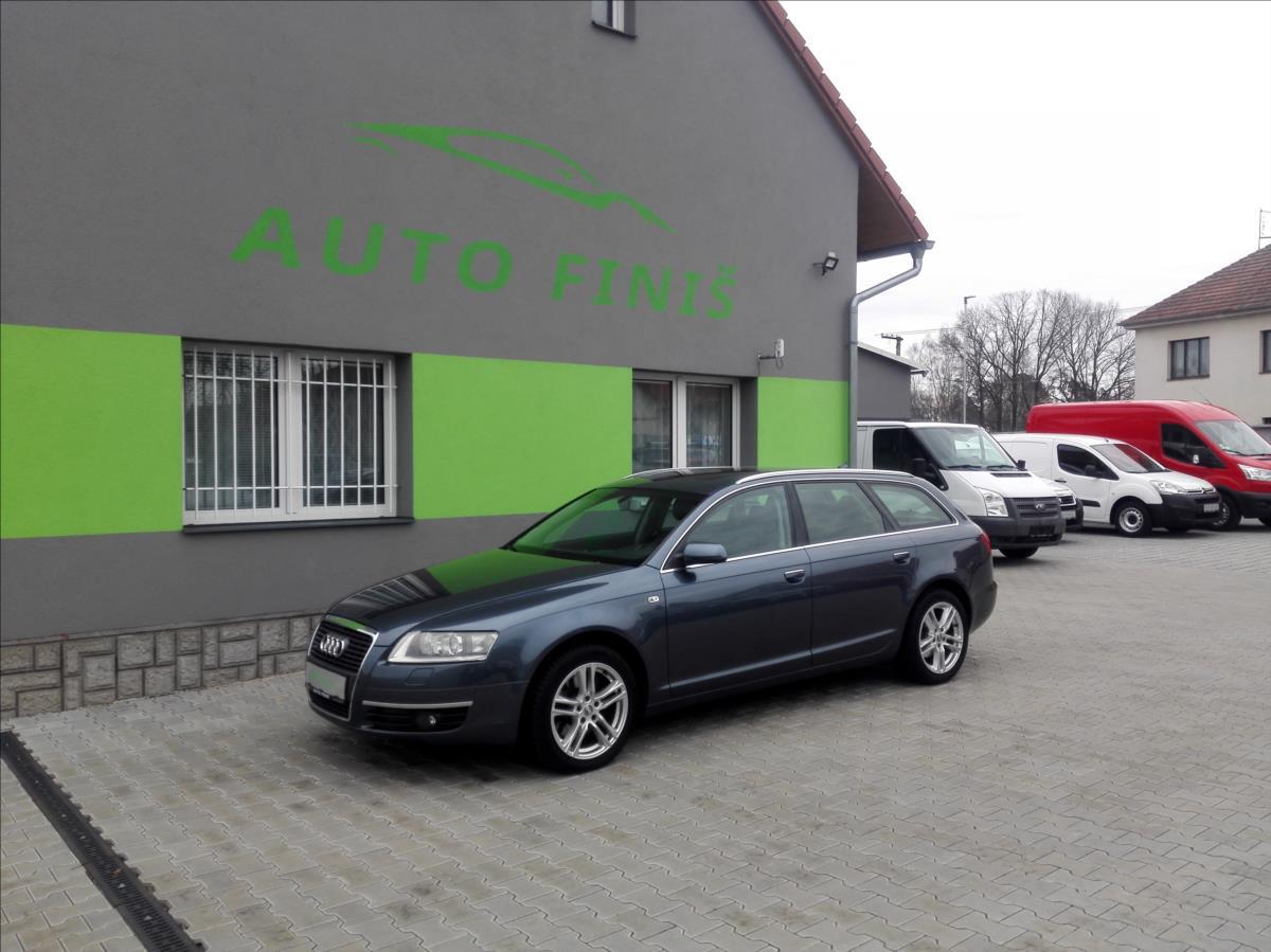 Audi A6 3,0  TDi QUATTRO, NAVI