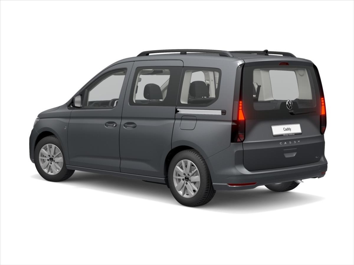 Volkswagen Caddy, 2021
