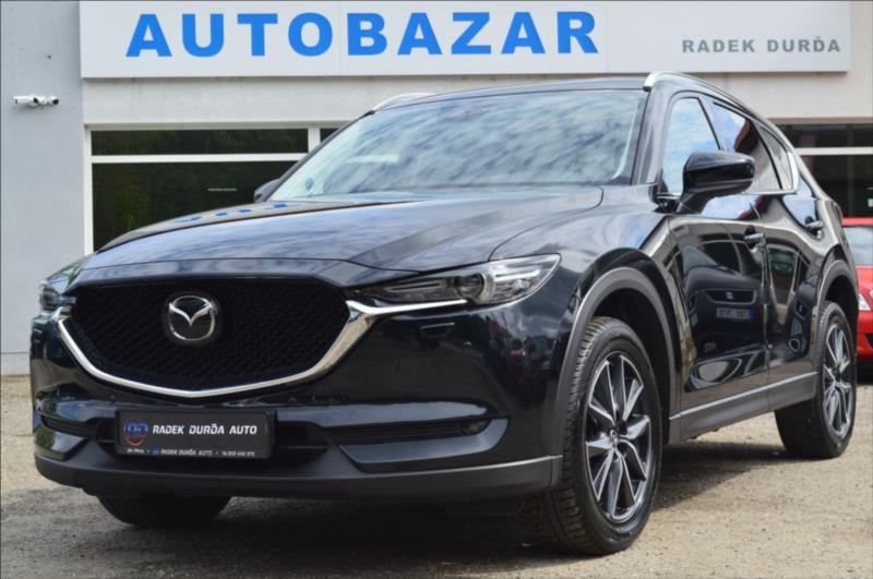 Mazda CX-5 2,2 D  ČR,1.MAJ,REVOLUTION TOP