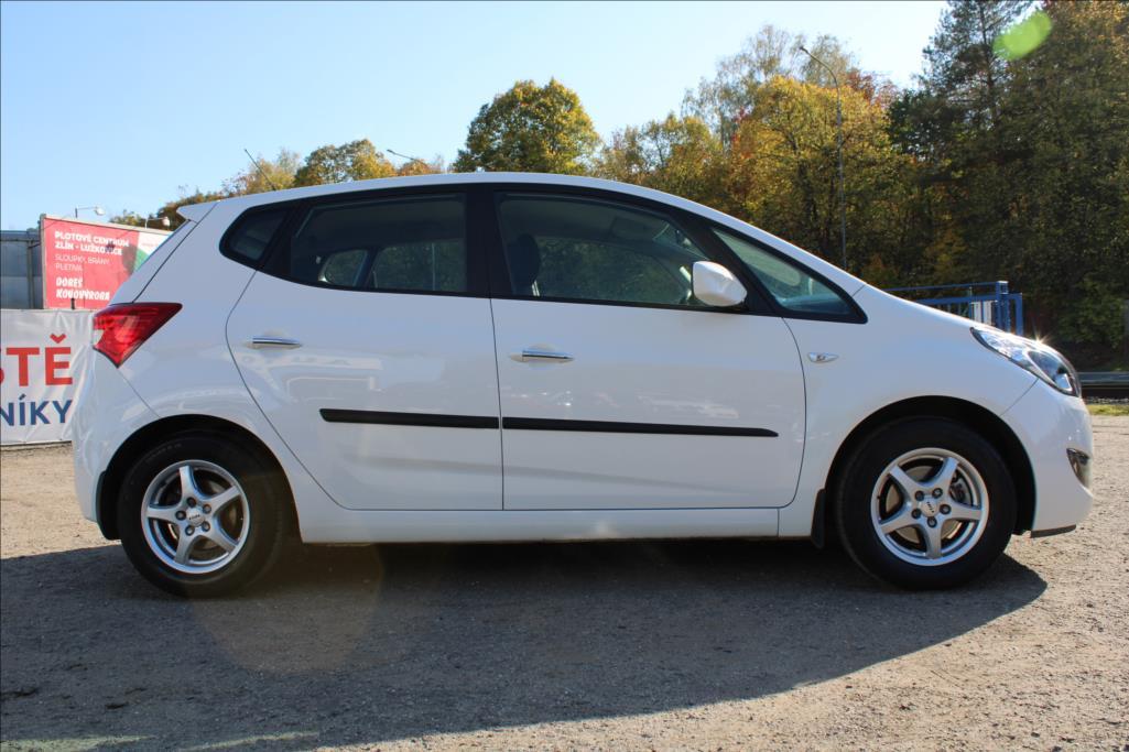 Hyundai ix20, 1,4 I  ČR,TRIKOLOR,45000 KM