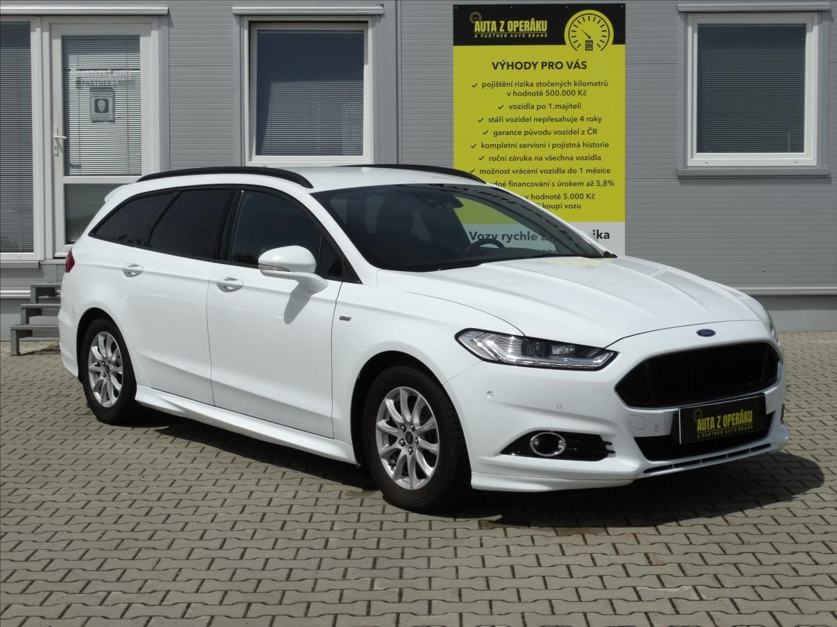 Ford Mondeo 2,0 TDCi, ST-line, Navigace