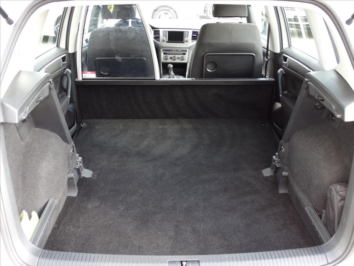 Volkswagen Golf Sportsvan 1,6 TDI VAN Comfortline 2míst