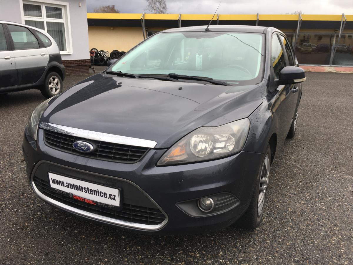 Ford Focus 2,0 TDCi, AUTOMAT, TEMPOMAT