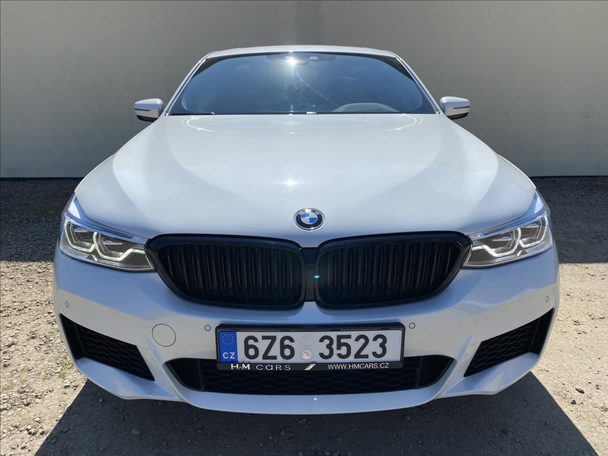 BMW Řada 6 3,0   630 xDrive GT M-packet