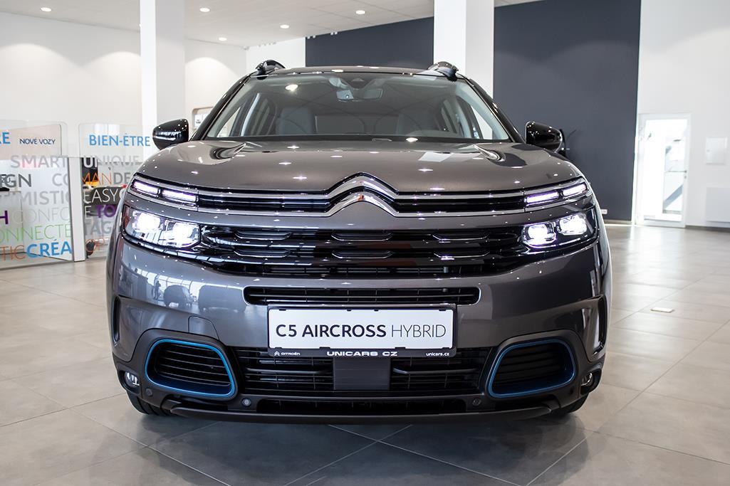 Citroën C5 Aircross, 1.6 Hybrid 225 ë-EAT8 SHINE