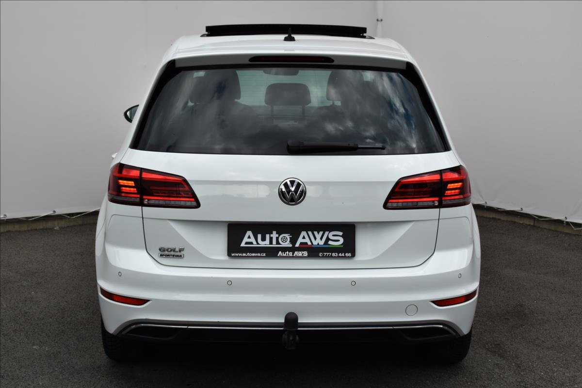 Foto 9 Volkswagen Golf Sportsvan