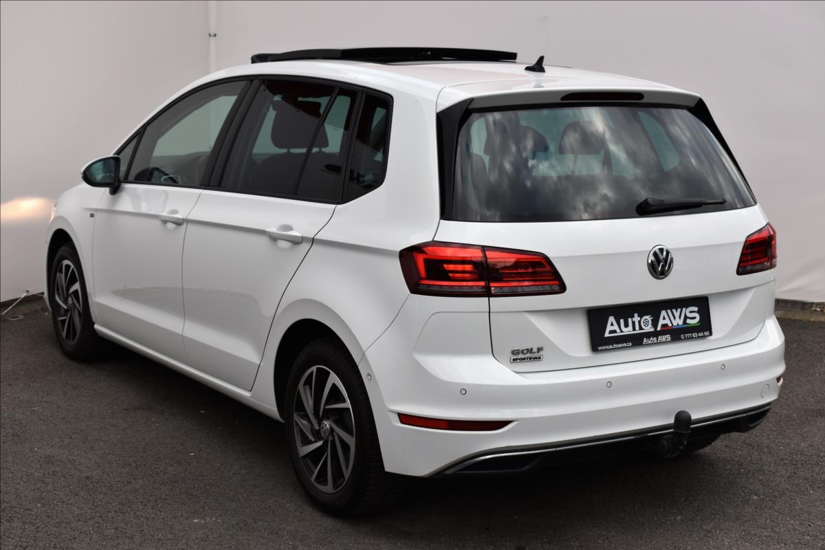 Foto 10 Volkswagen Golf Sportsvan