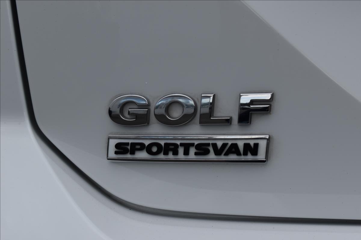 Foto 12 Volkswagen Golf Sportsvan