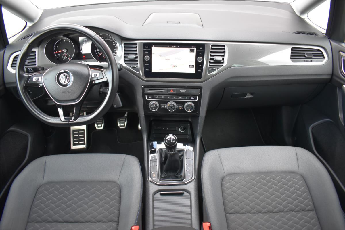 Foto 17 Volkswagen Golf Sportsvan