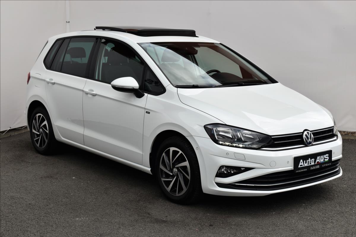 Foto 2 Volkswagen Golf Sportsvan