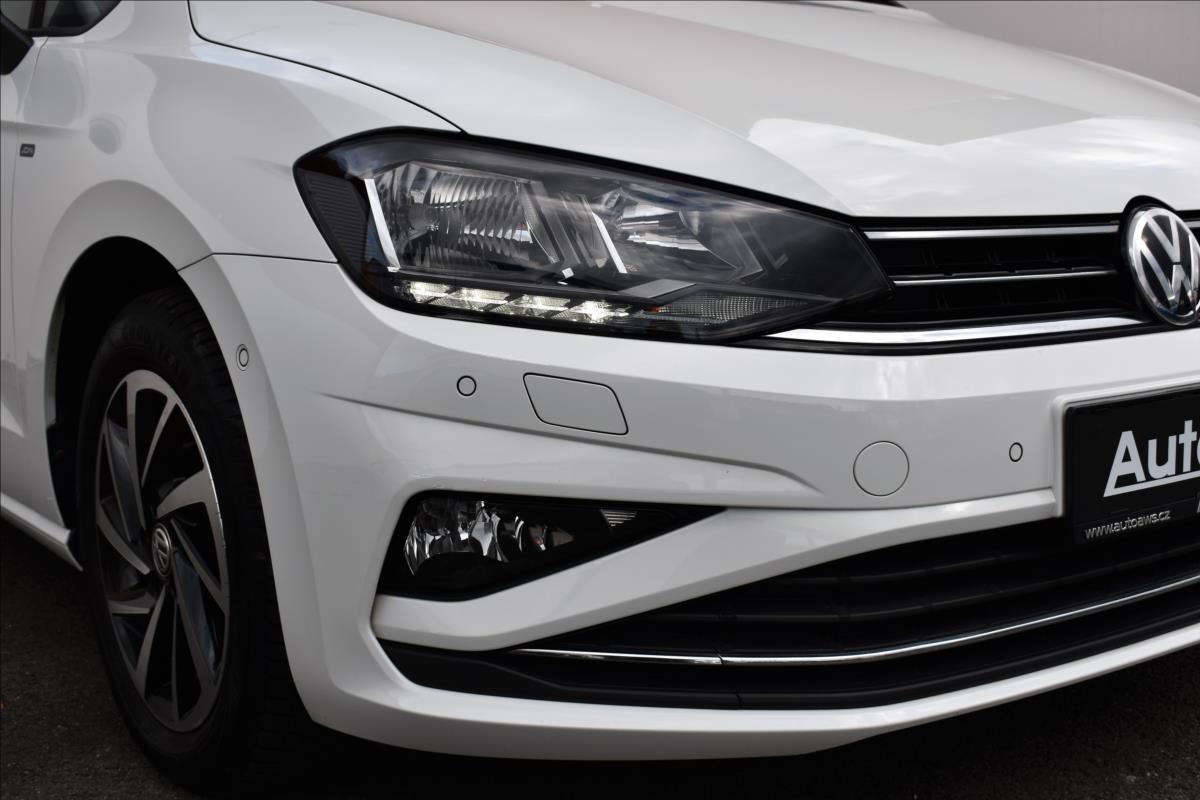 Foto 3 Volkswagen Golf Sportsvan